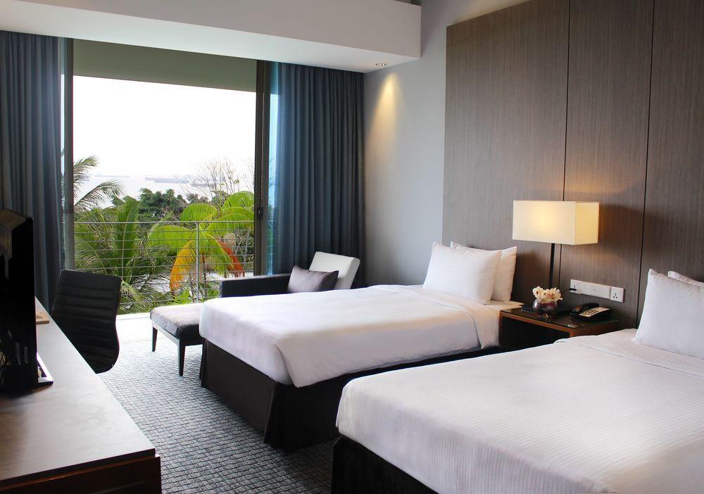 amara sanctuary sentosa hotel room vie w