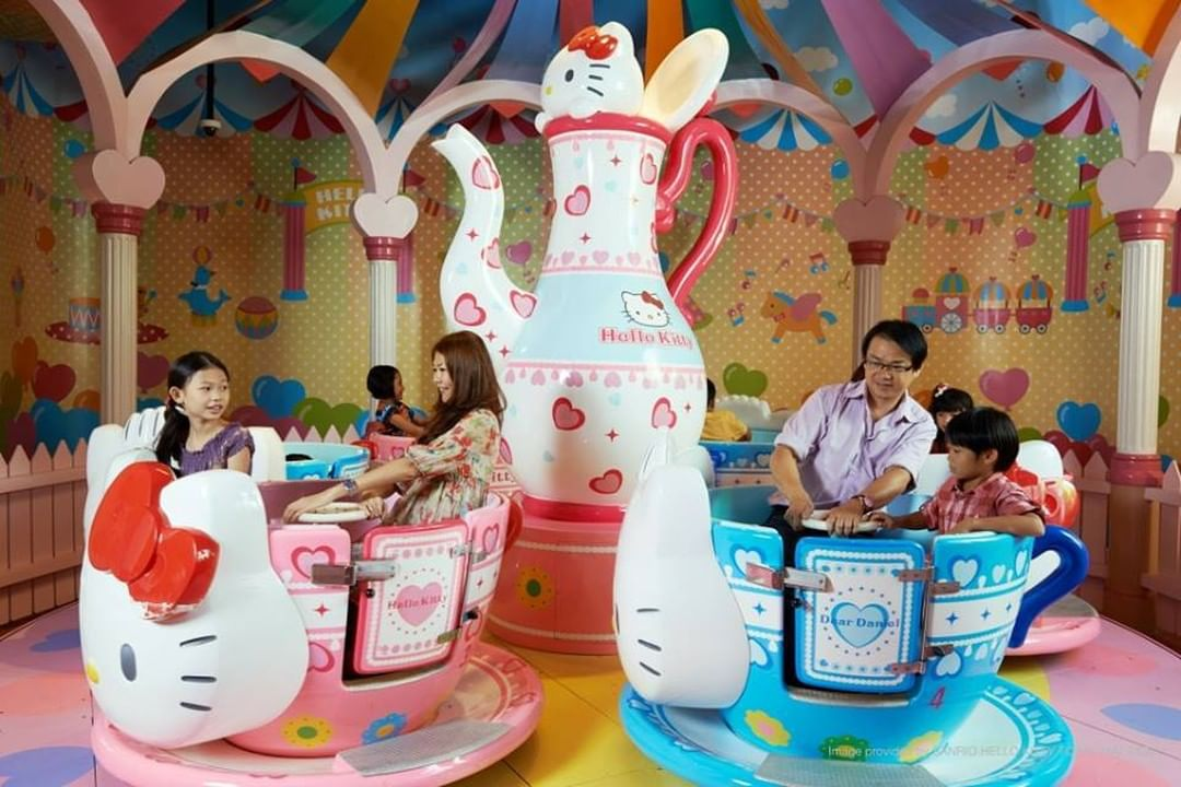 kids activities children things to do johor bahru jb sanrio hello kitty