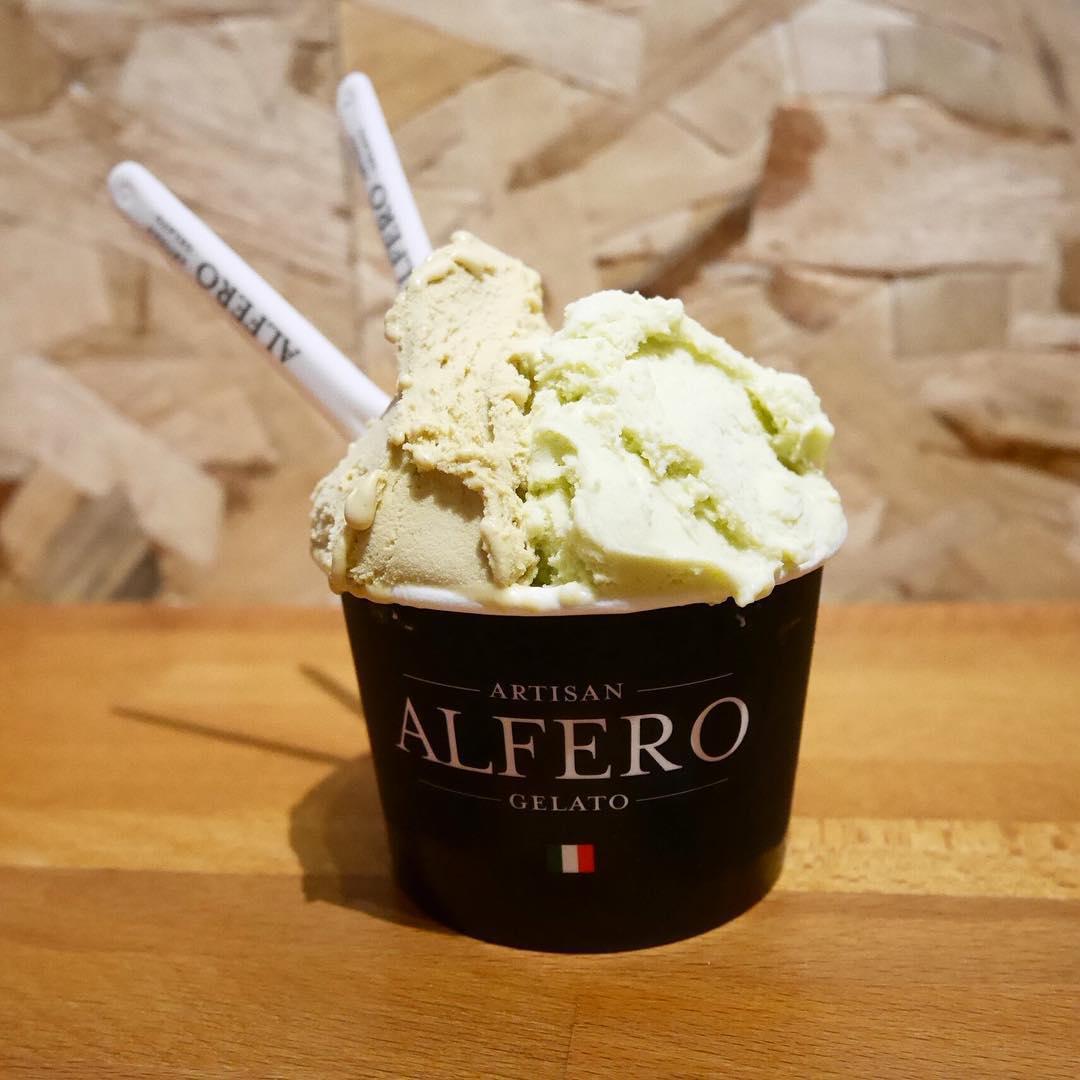 Alfero ice cream Singapore