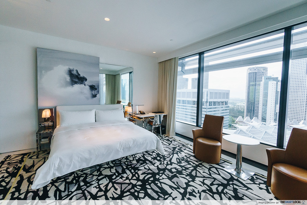 JW Marriott Singapore South Beach room