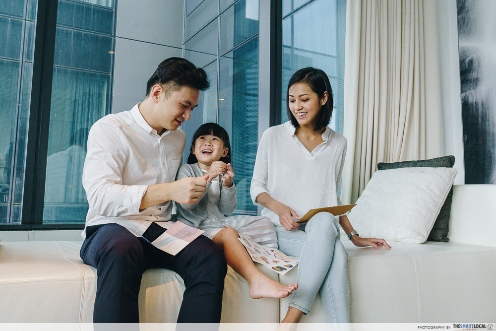 JW Marriott Singapore South Beach fun for the whole family package