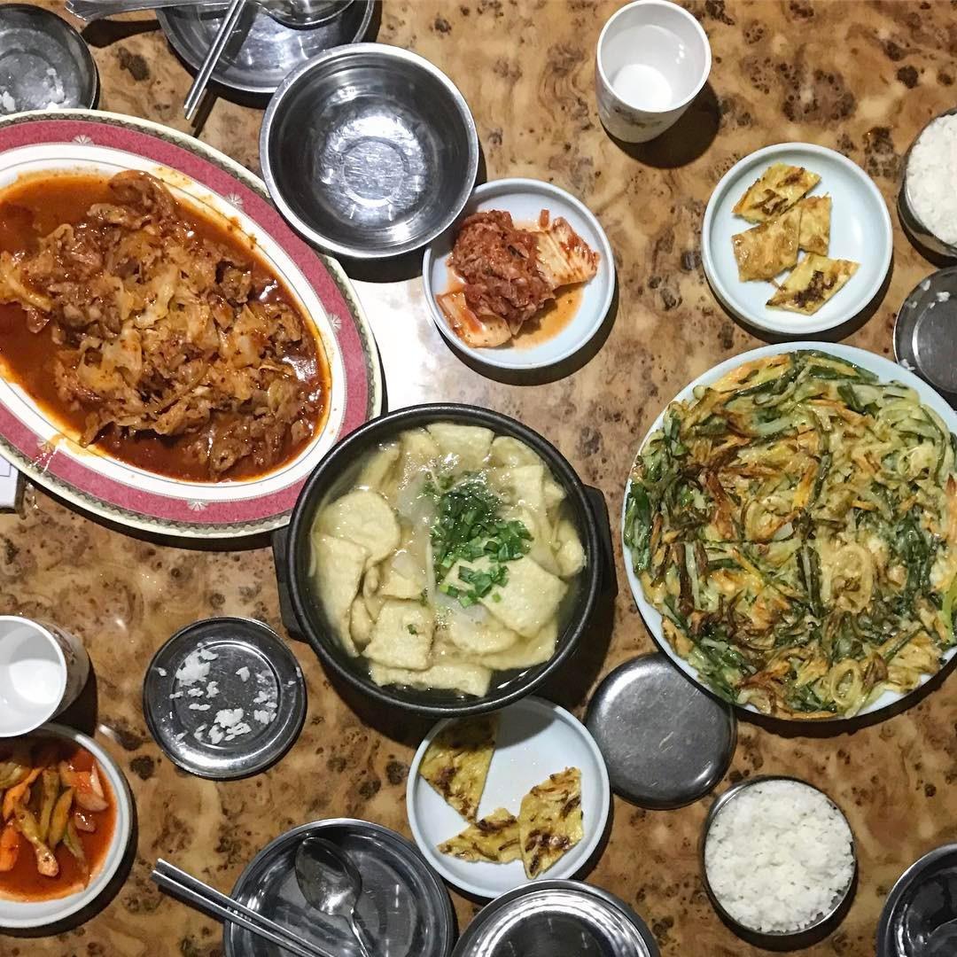 food at Po Cha