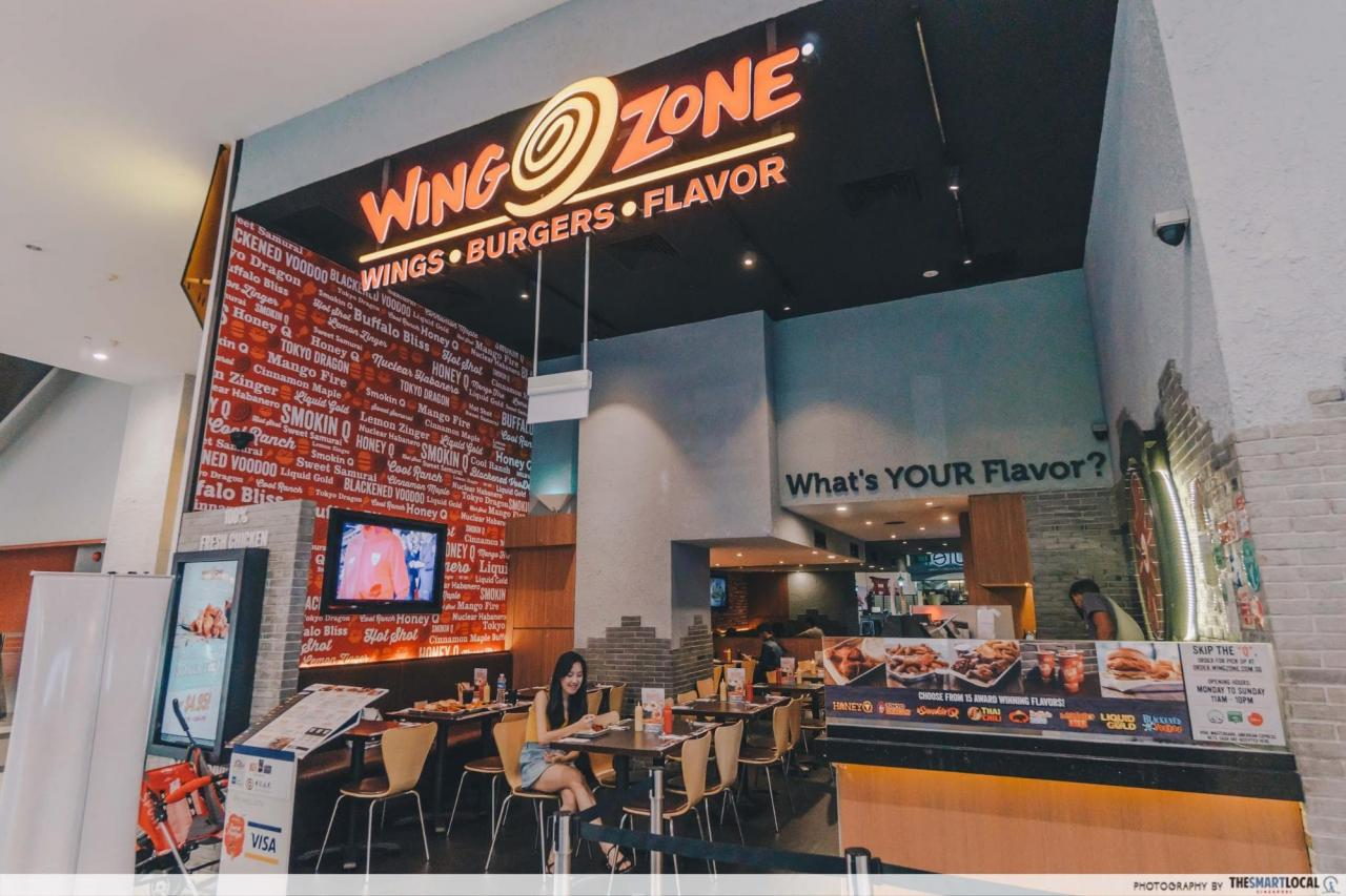 wing zone student promo