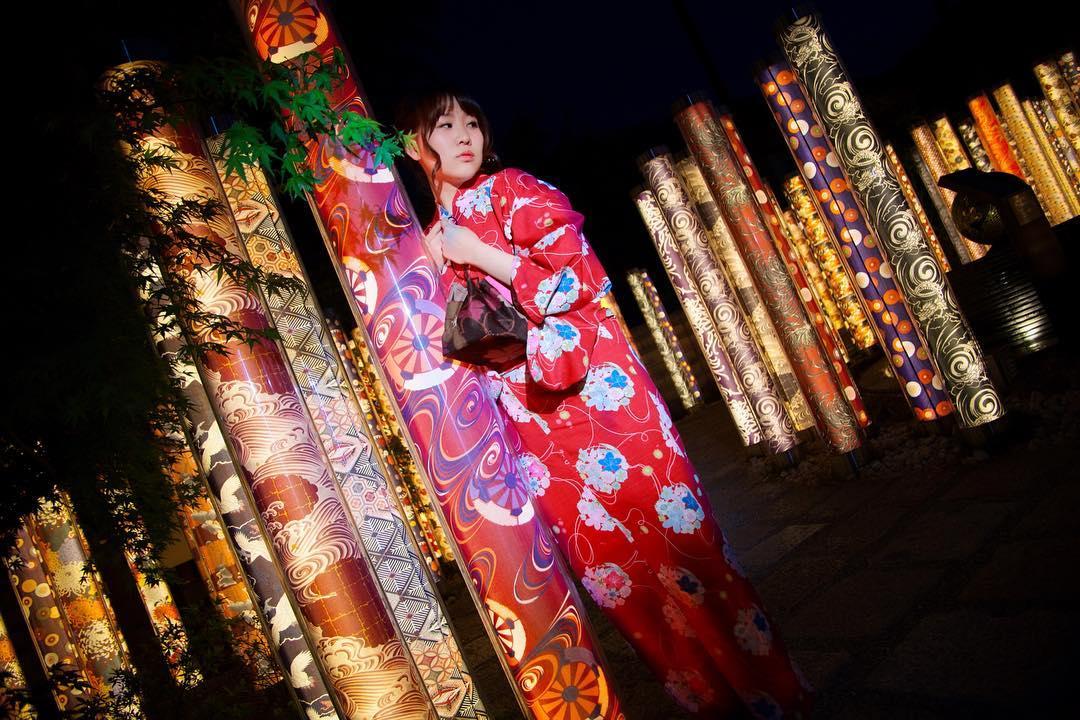 Kimono Forest Arashiyama