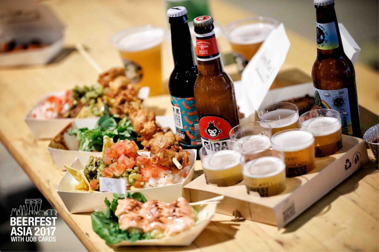 beerfest beer and food