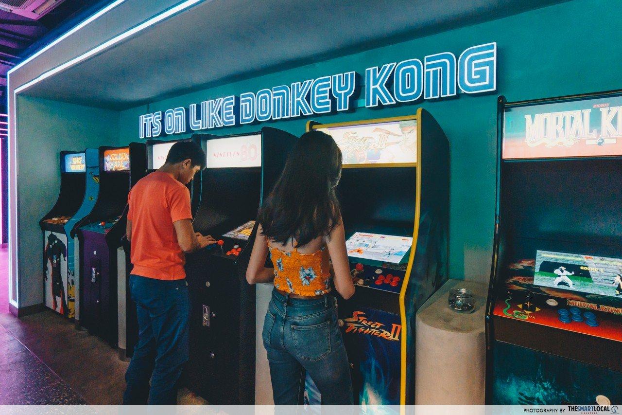 nineteen80 arcades
