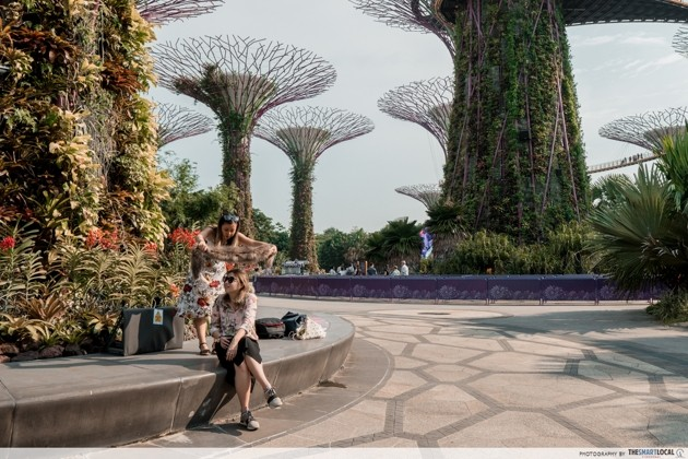 Crazy Rich Asians - Gardens by the Bay