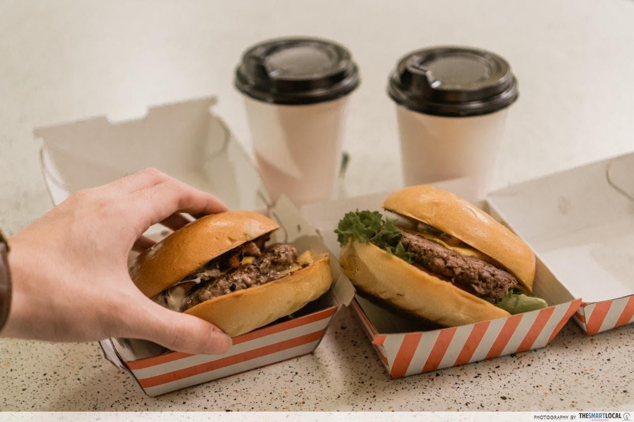 skyline cafe angus burgers