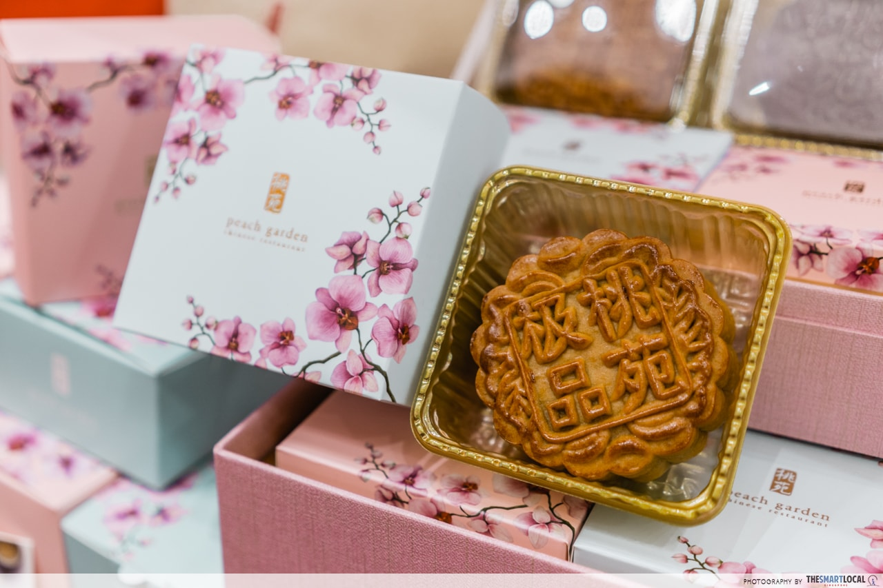 peach garden mooncake