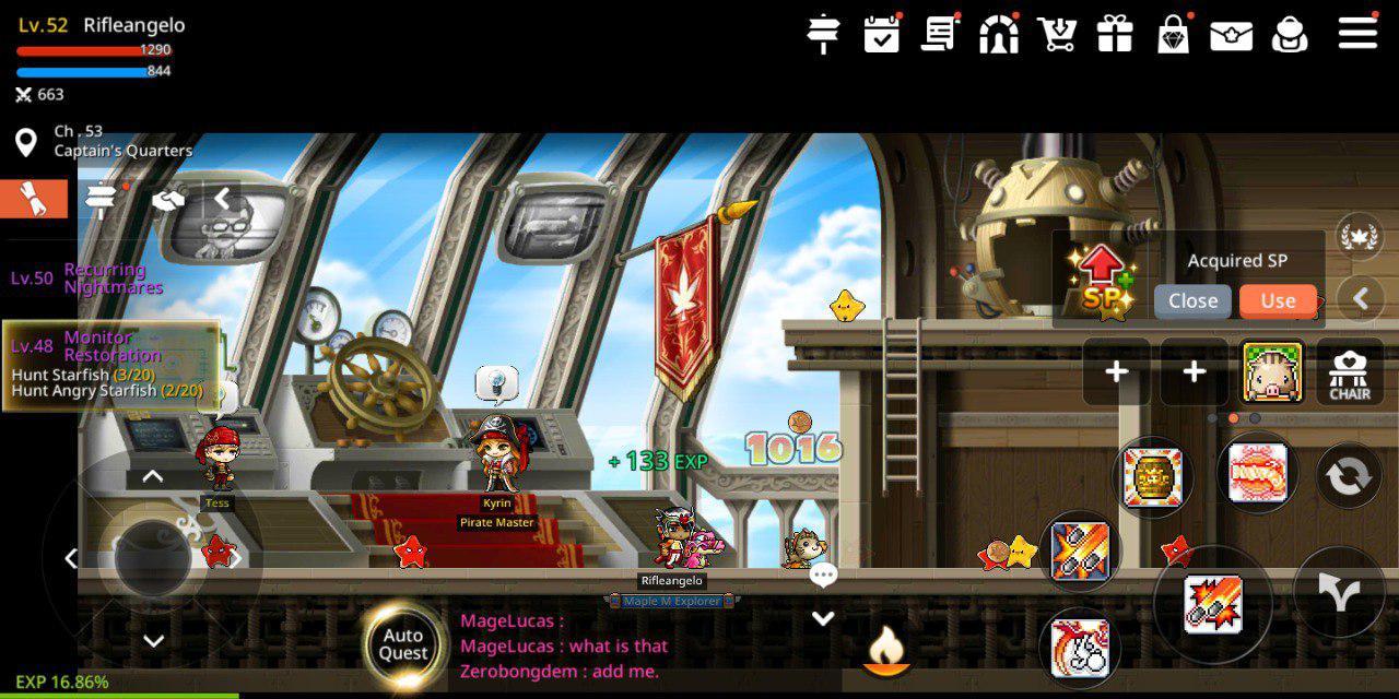 Retro Games Apps - MapleStory M