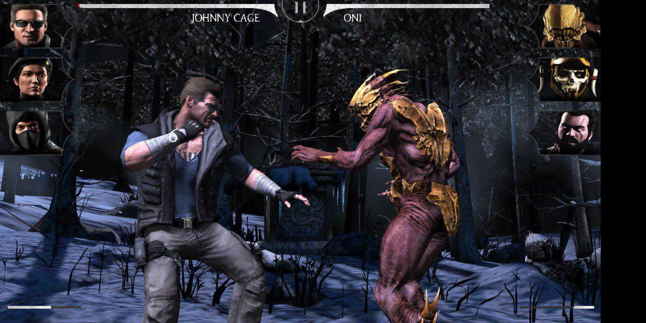 Retro Games App - Mortal Kombat X