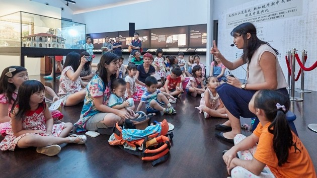 Wan Qing Mid-Autumn Festival - storytelling sessions