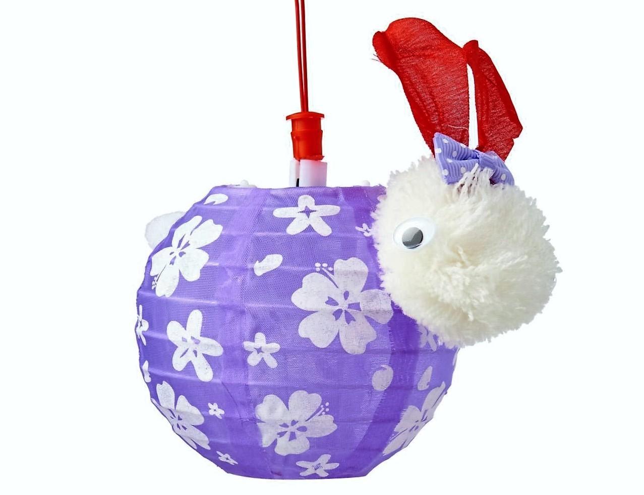 Wan Qing Mid-Autumn Festival - Jade Rabbit Lantern workshop