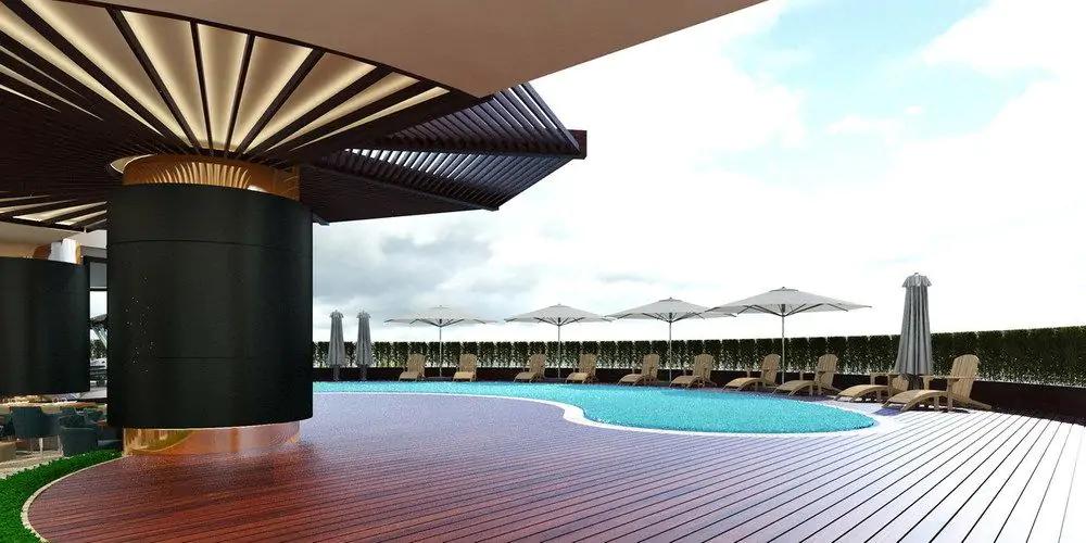 trove swimming pool