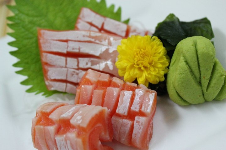 wa zen sashimi