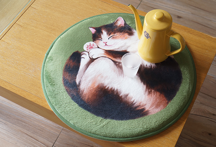 Cat seat cushion