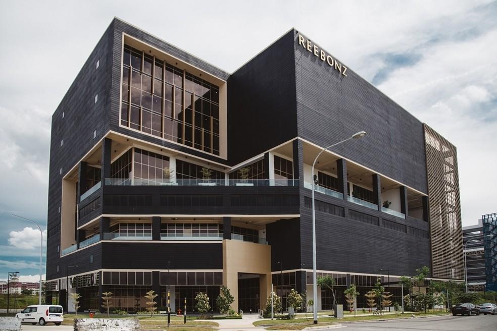 Reebonz building