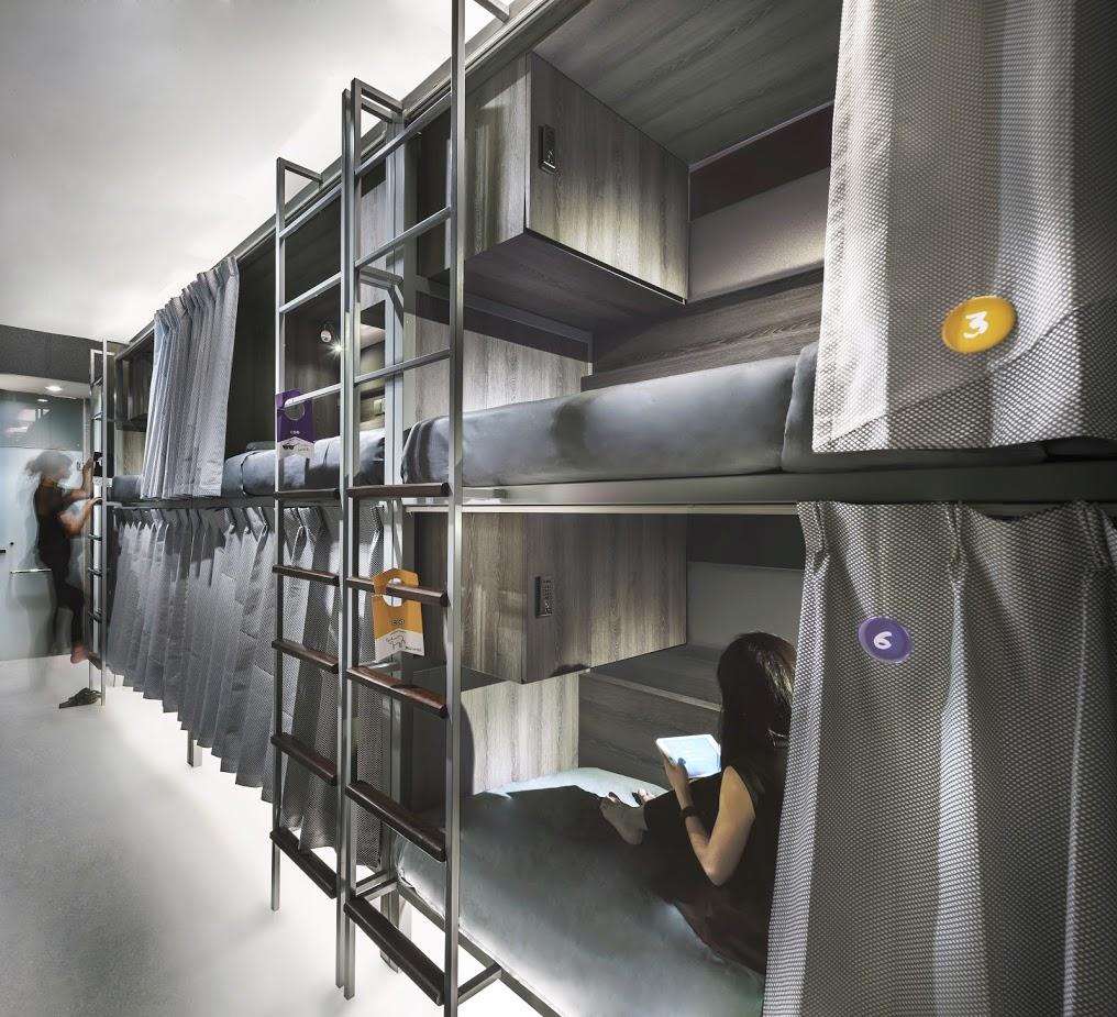 coo hostel bunk beds