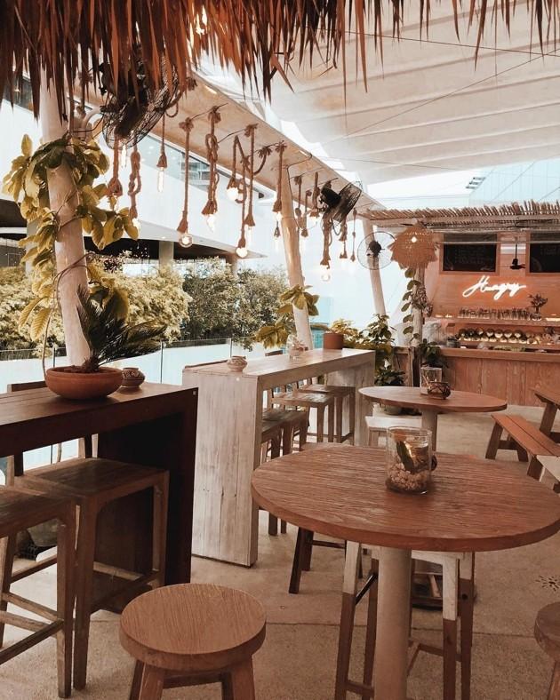 Rooftop bars in Bangkok - Ellipse Bar