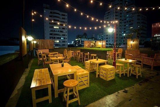 Rooftop bars in Bangkok - Wanderlust Rooftop