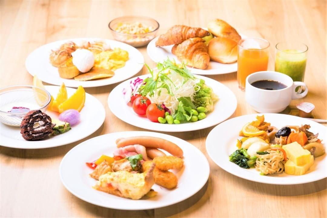 Hotel Sunroute Osaka Namba Dotonbori breakfast