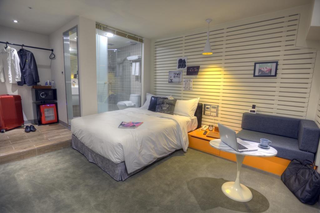 Hotels in Taipei - Swiio Hotel Ximen