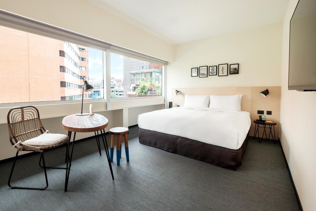 Hotels in Taipei - Amba Taipei Zhongshan
