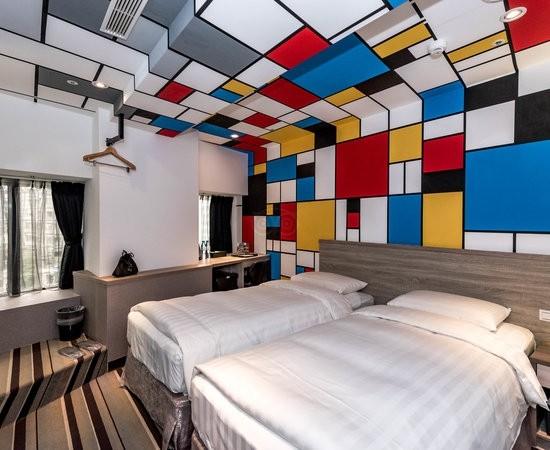 Hotels in Taipei - RF Hotel Taipei