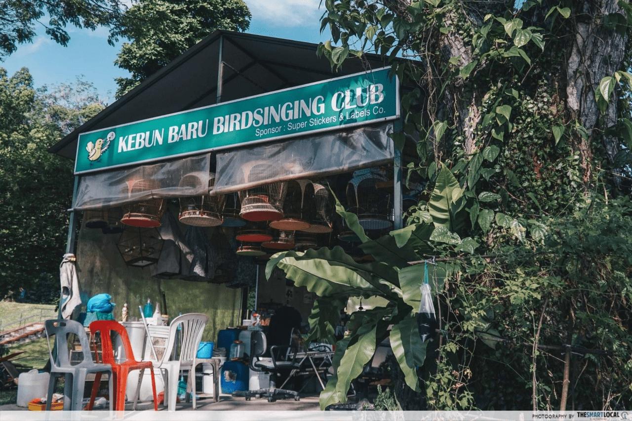 kebun baru bird club