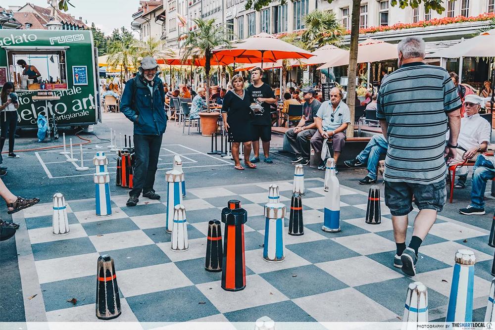 bundesplatz market