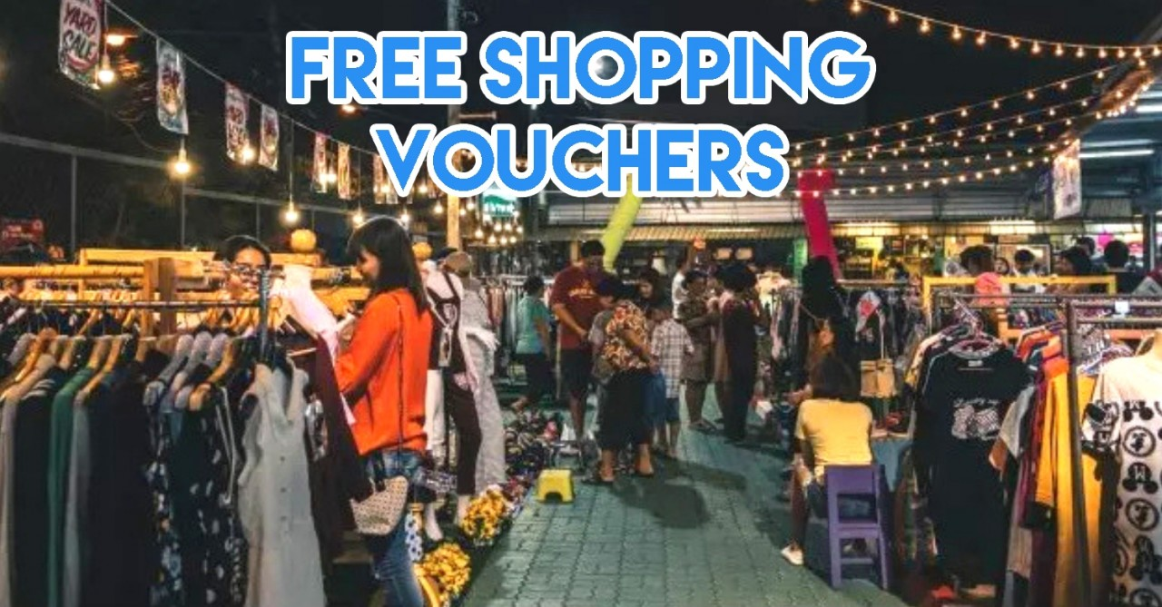 Tourism Authority of Thailand - free shopping vouchers