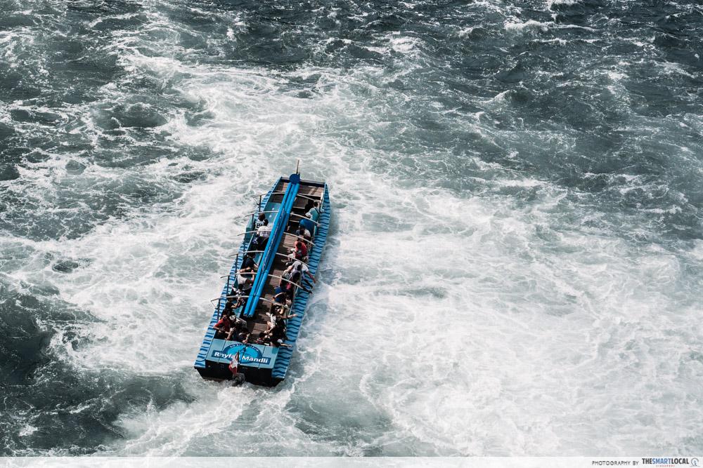 Rhine Falls boat tour