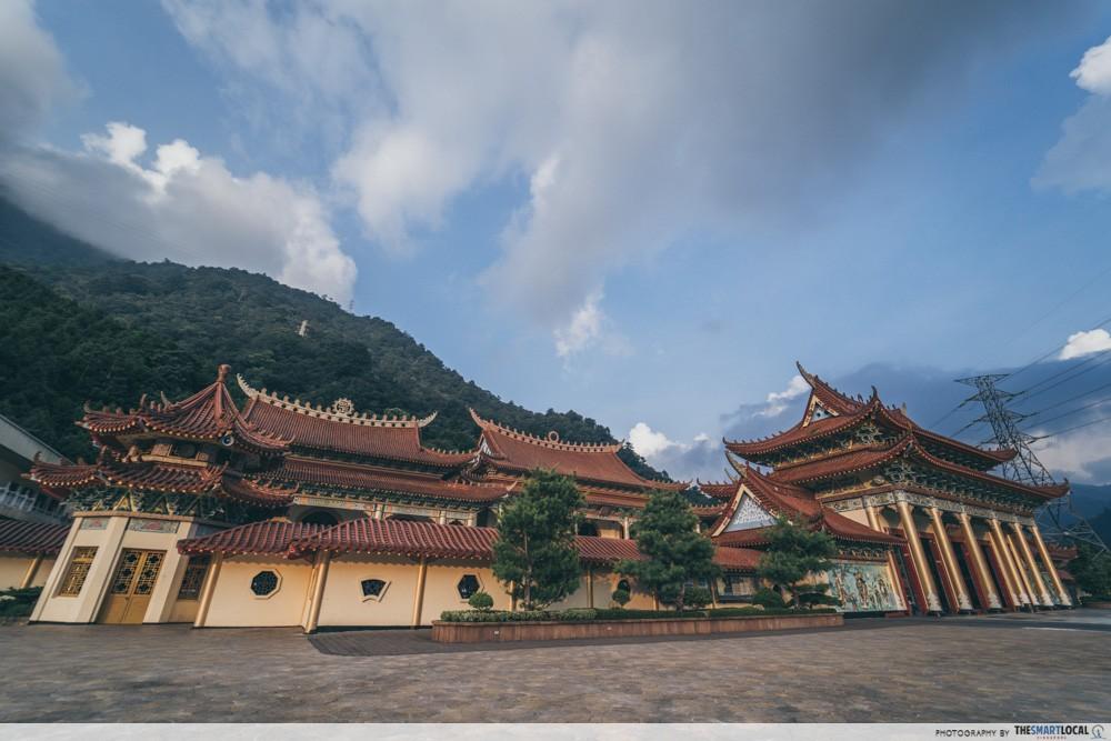 Guguan Monastery Taichung