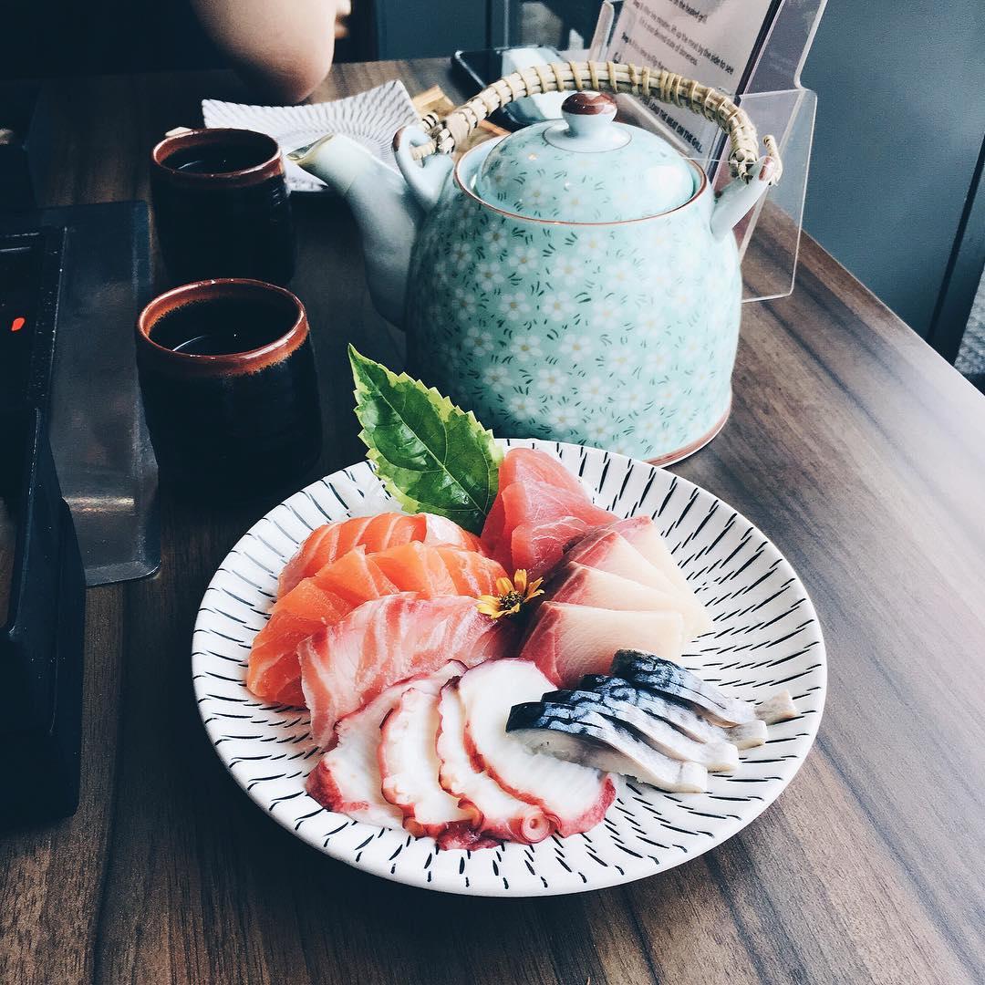 1-for-1 sashimi Tenkaichi