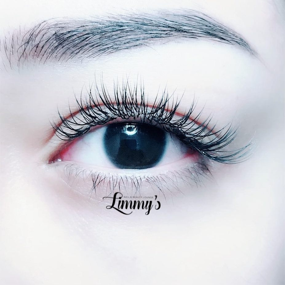 Eyelash extensions Limmy's