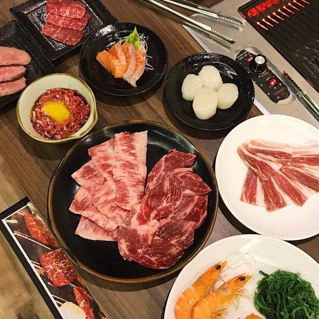 40% off wagyu buffet Tenkaichi