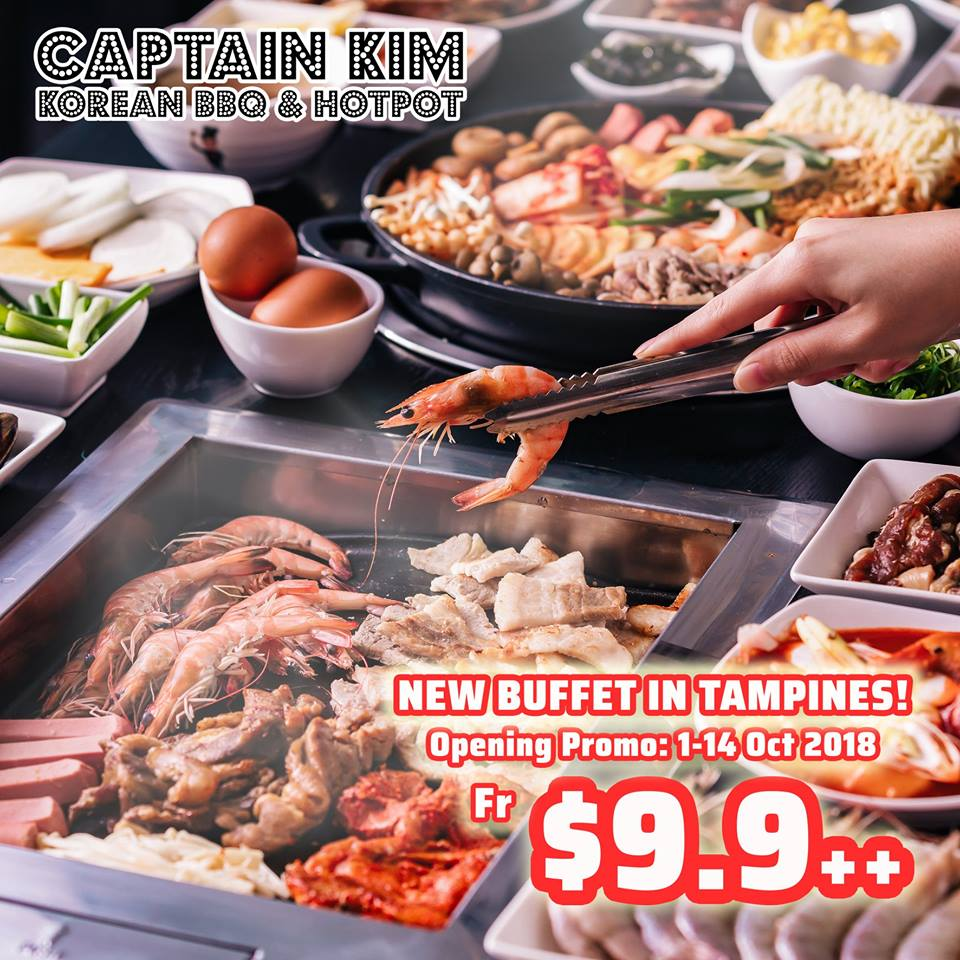 Captain Kim .90 Korean BBQ