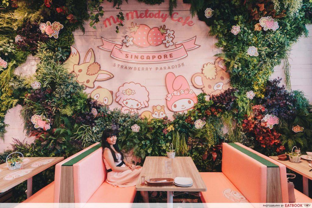 My Melody Cafe Singapore