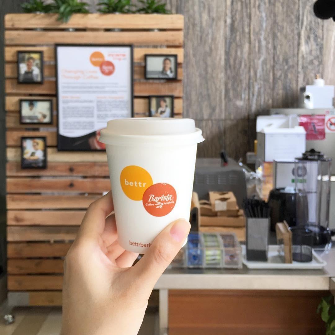 Bettr Barista - social enterprise coffee