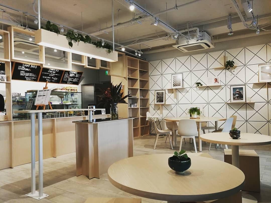 Seeds Cafe - social enterprise