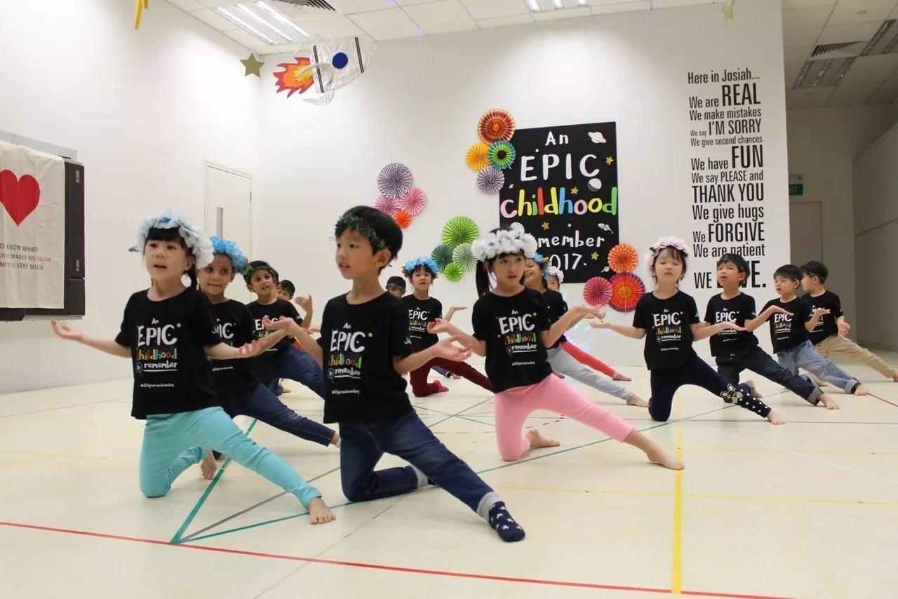 Best primary schools in Singapore - Josiah Montessori