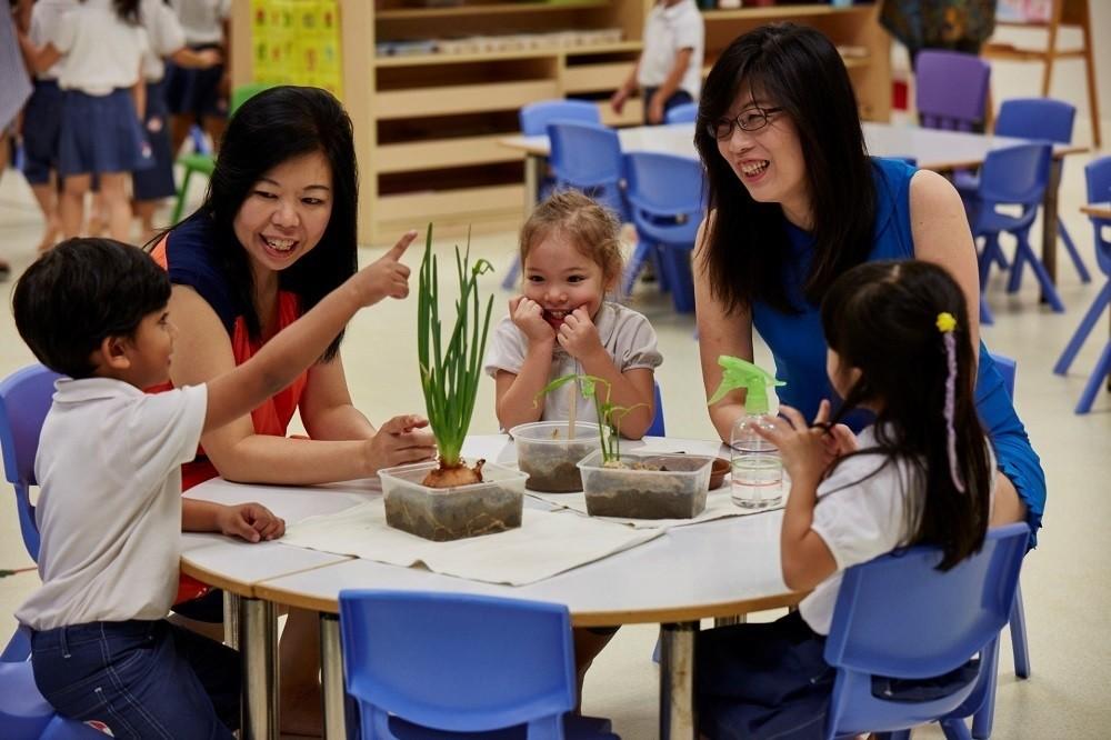 Best primary schools in Singapore