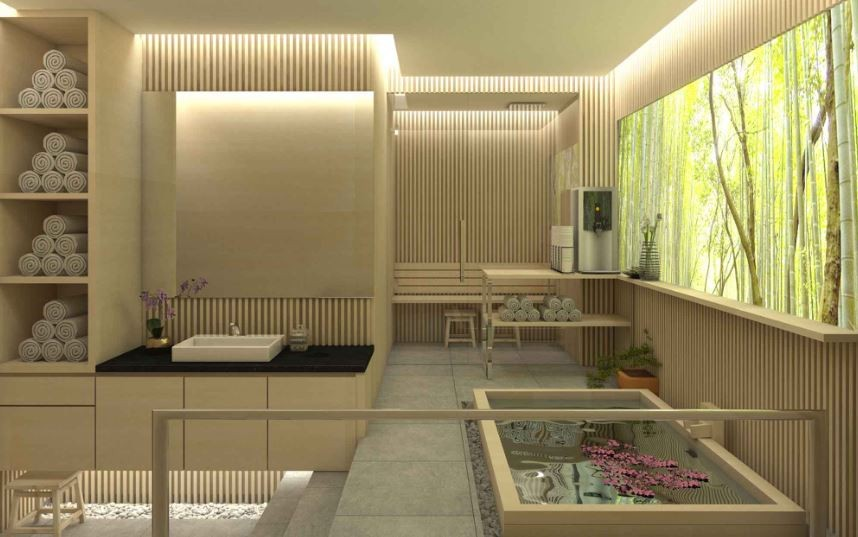 Elements Wellness onsen