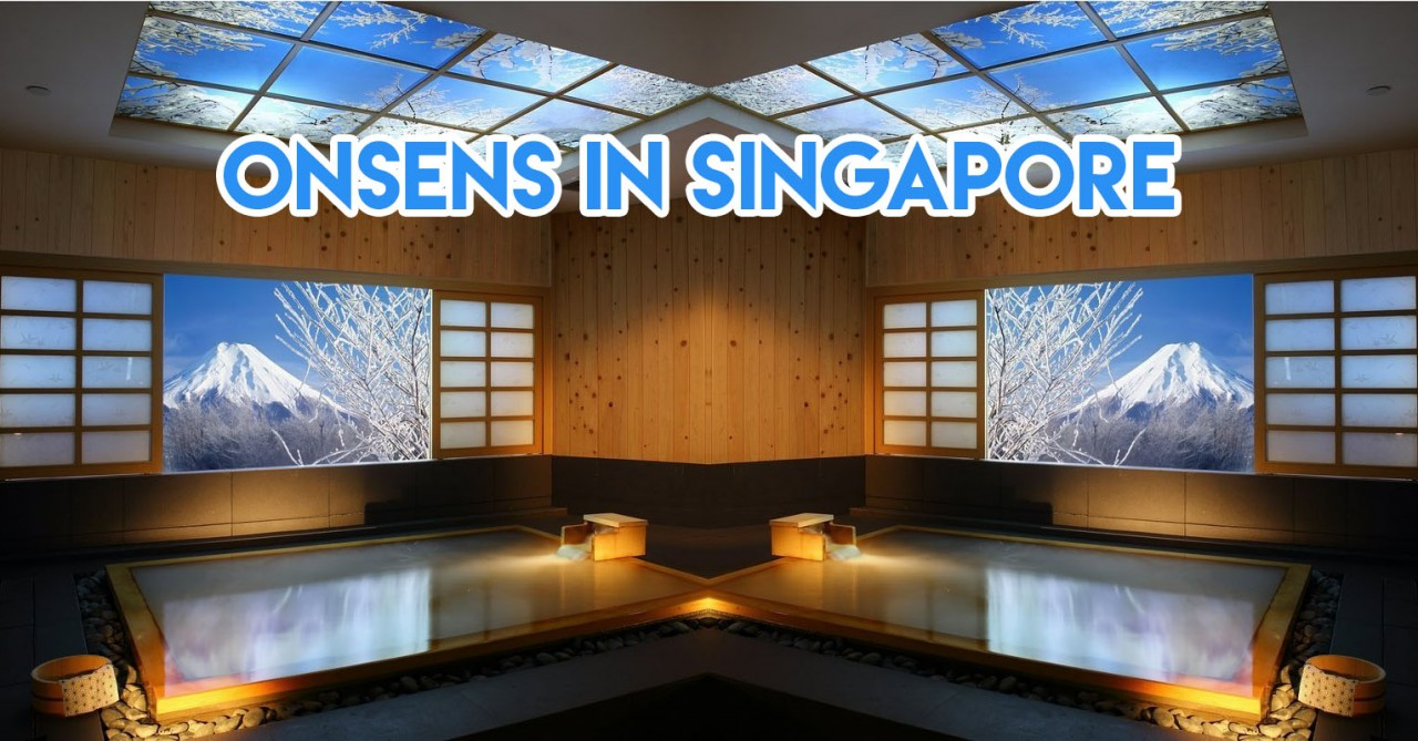 6 Japanese Onsen Spas In Singapore To Escape The Reality Of Your