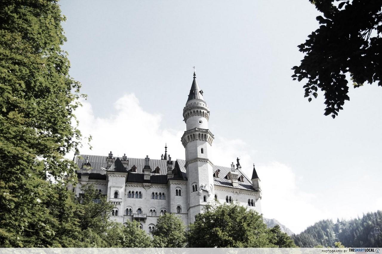 Expedia - Munich hotel + flight