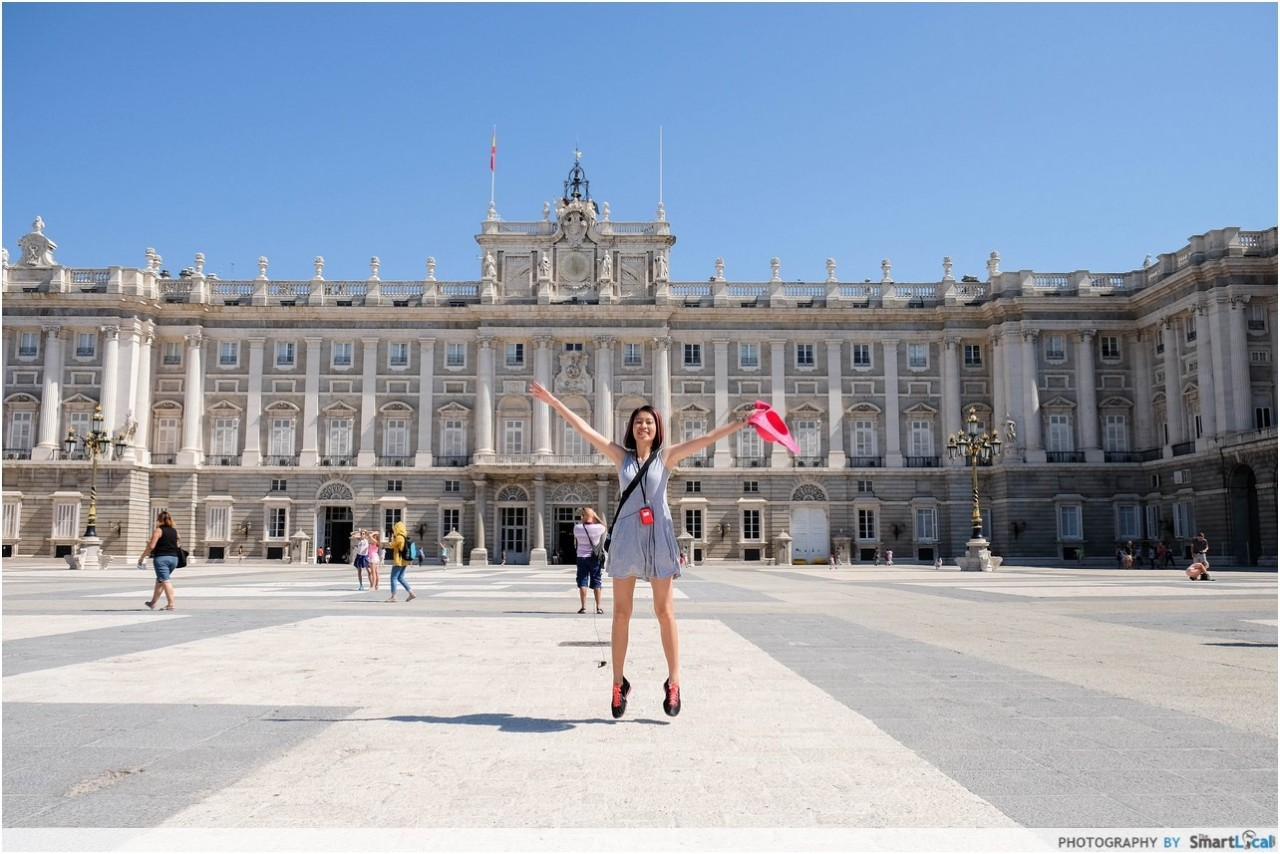 holiday to Madrid