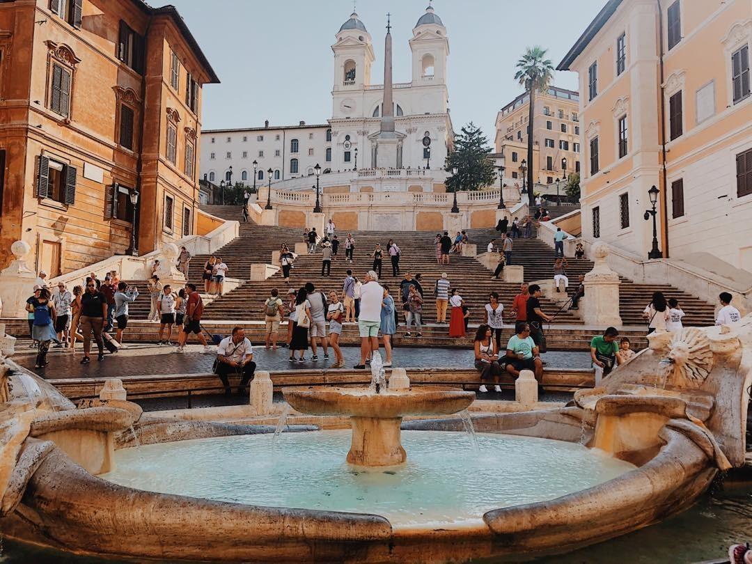 Rome holiday