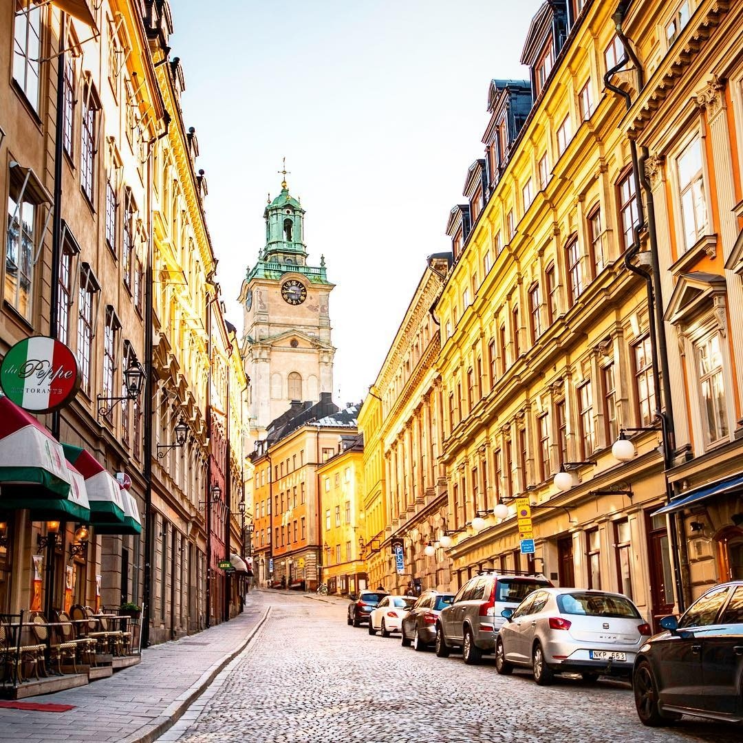 Holiday to Stockholm