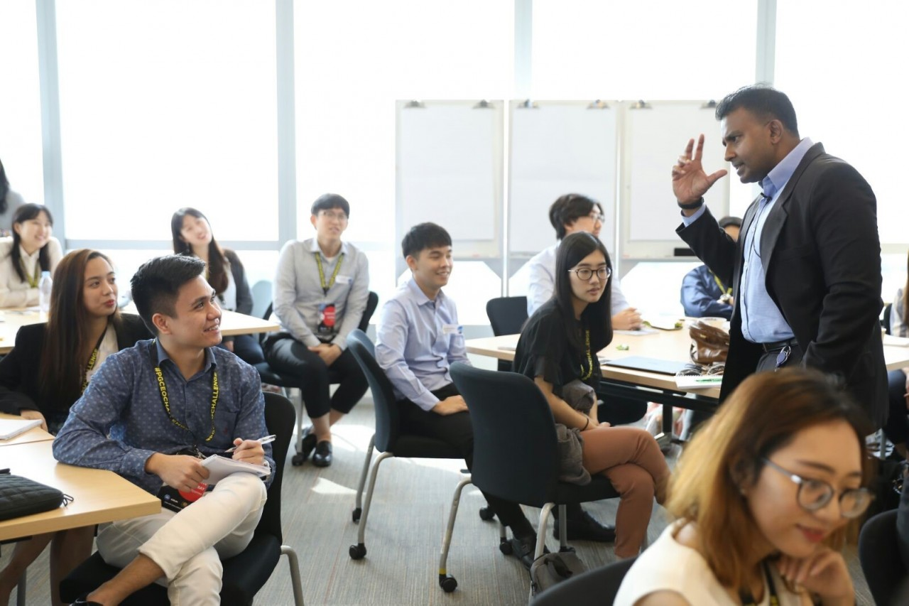 P&G Internships - P&G CEO Challenge
