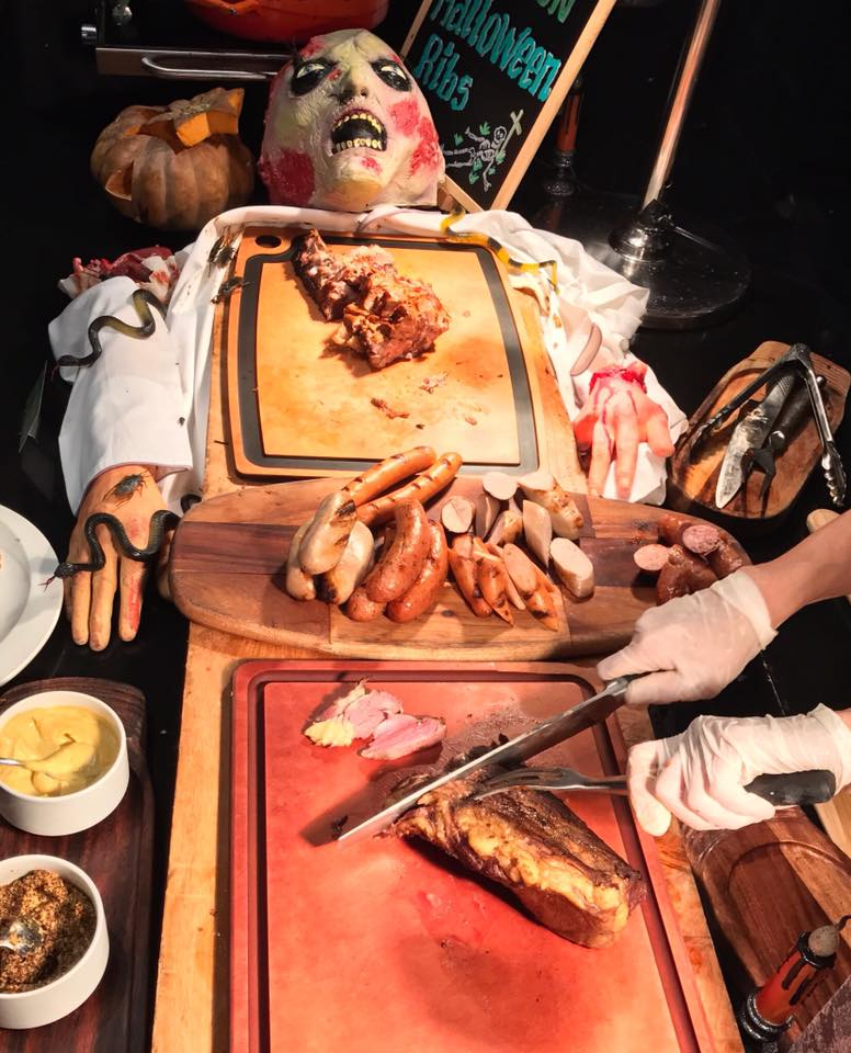 Parkroyal On Pickering Lime Restaurant Seafood Buffet: 11 Halloween 2018 Events In Singapore